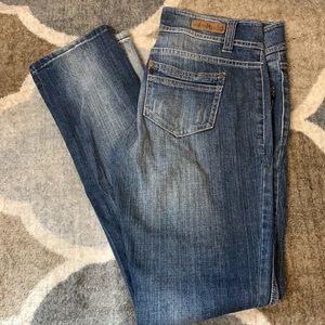 Sale ♻️ Mudd Knee Pleated Jeans